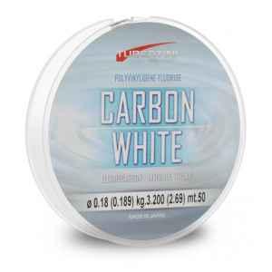 Carbon White Fluorocarbon 50m-228