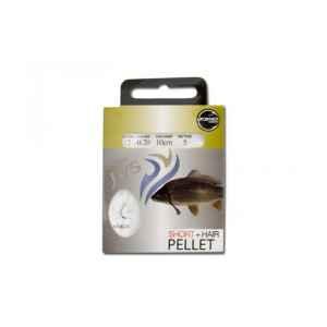 JVS Pellet short+hair 0,18mm/14/10cm/5kpl-430