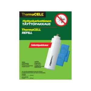 Hyttyskarkoittimen täyttöpakkaus-582