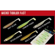 Fox Rage Micro Tiddler Fast 5cm
