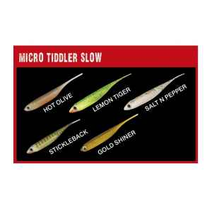 Fox Rage Micro Tiddler Slow 4cm