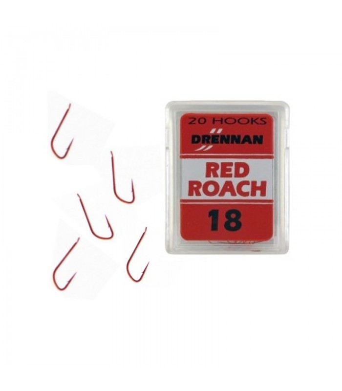 Drennan Red roach nro 16 20kpl