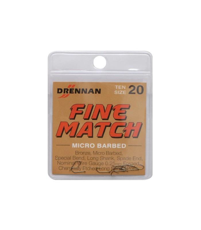 Drennan fine match koko 16 10kpl
