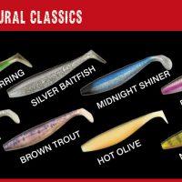 Pro shad natural classics