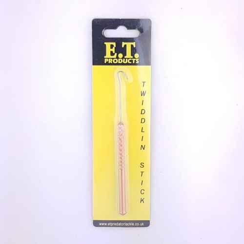 E.T twiddling stick